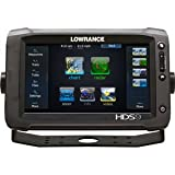 Lowrance HDS-9 Gen2 Touch Insight Display with 83/200 & LSS-2 Transom Mount...