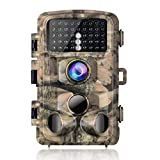 Campark Trail Game Camera 14MP 1080P Waterproof Hunting Scouting Cam for...