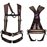 Summit Treestands Women's Pro Safety Harness, Small
