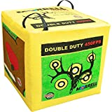 Morrell Double Duty 450FPS Field Point Bag Archery Target - for Crossbows,...