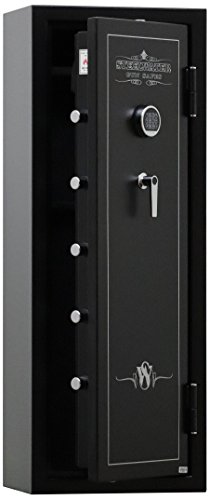 Steelwater Standard Duty 16 Long Gun Safe