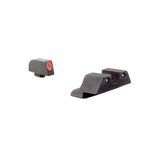 Trijicon HD Night Sight Set with Orange Front Outline for...