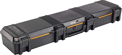 Vault by Pelican - V770 Single Rifle Case with Foam (Black)
