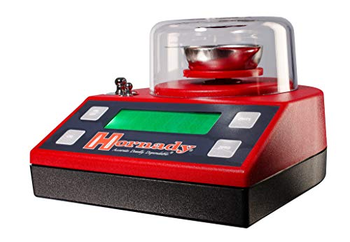 Hornady 050108 Electronic Scale, 1500 Grain,Red