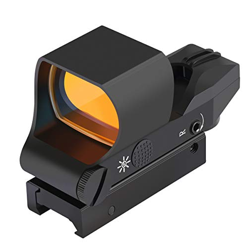 Feyachi RS-30 Reflex Sight, Multiple Reticle System Red Dot...