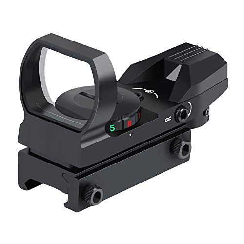 Feyachi Reflex Sight - Adjustable Reticle (4 Styles) Both...