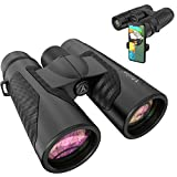 12x42 Binoculars for Adults with New Smartphone Photograph...