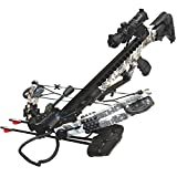 PSE ARCHERY Fang HD Crossbow Package- Up to 405 FPS- 5 Bolt...