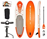 Pathfinder Inflatable SUP Stand Up Paddleboard 9' 9' (5'...