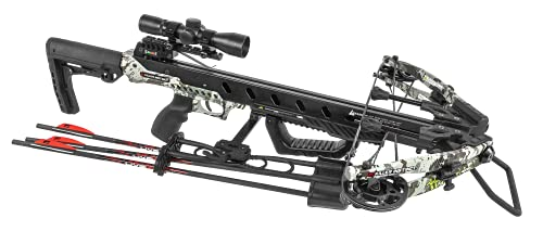 Killer Instinct Ripper 425 Crossbow with Pro Package