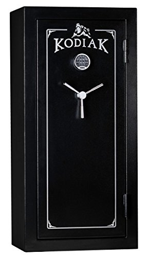 Kodiak KB19ECX Gun Safe by Rhino Metals, 30 Long Guns & 4 Handguns,