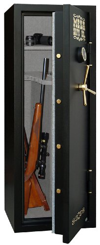 Mesa Safe - 14 Rifle Gun Safe with Digital Lock