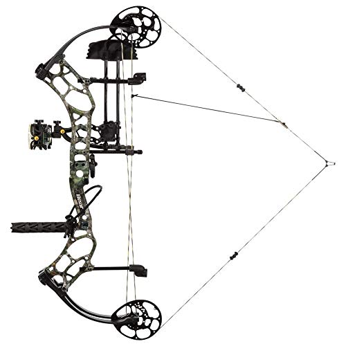 Bear Archery Threat RTH Compound Bow Package with Full...