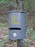 One and Done Game Feeder - Built to Last - Loads 130lbs or...