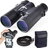 Gosky 10x42 Roof Prism Binoculars for Adults, HD Professional Binoculars for...
