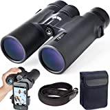 Gosky 10x42 Roof Prism Binoculars for Adults, HD...