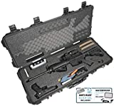 Case Club AR15 Pre-Cut Waterproof Rifle Case with Included...