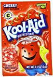 Kool-Aid Cherry Unsweetened Soft Drink Mix, 0.13-Ounce...