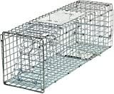 HomGarden Live Animal Trap Catch Release Humane Rodent Cage...